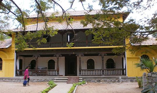 Dakshinachitra Tamil Nadu Merchant House