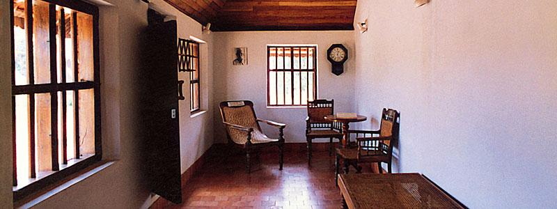 Small Mud Room Entrance