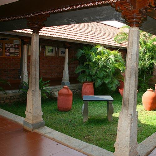 Home Garden Design Ideas India: DKC Artist Research Fellowship